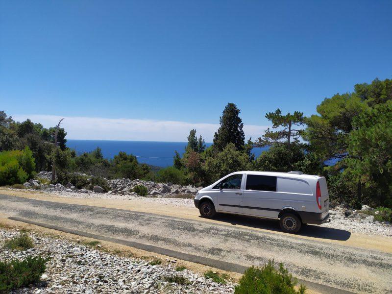 Vito auf der Insel Losiny